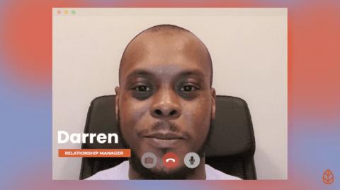 Darren, Relationship Manager
